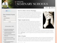 Online Seminary Schools
